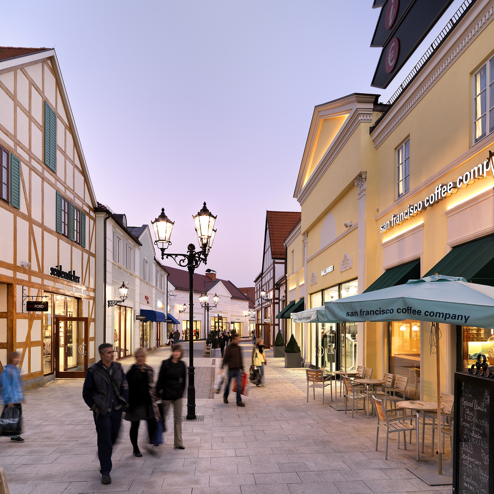 Designer Outlet Center, Berlijn