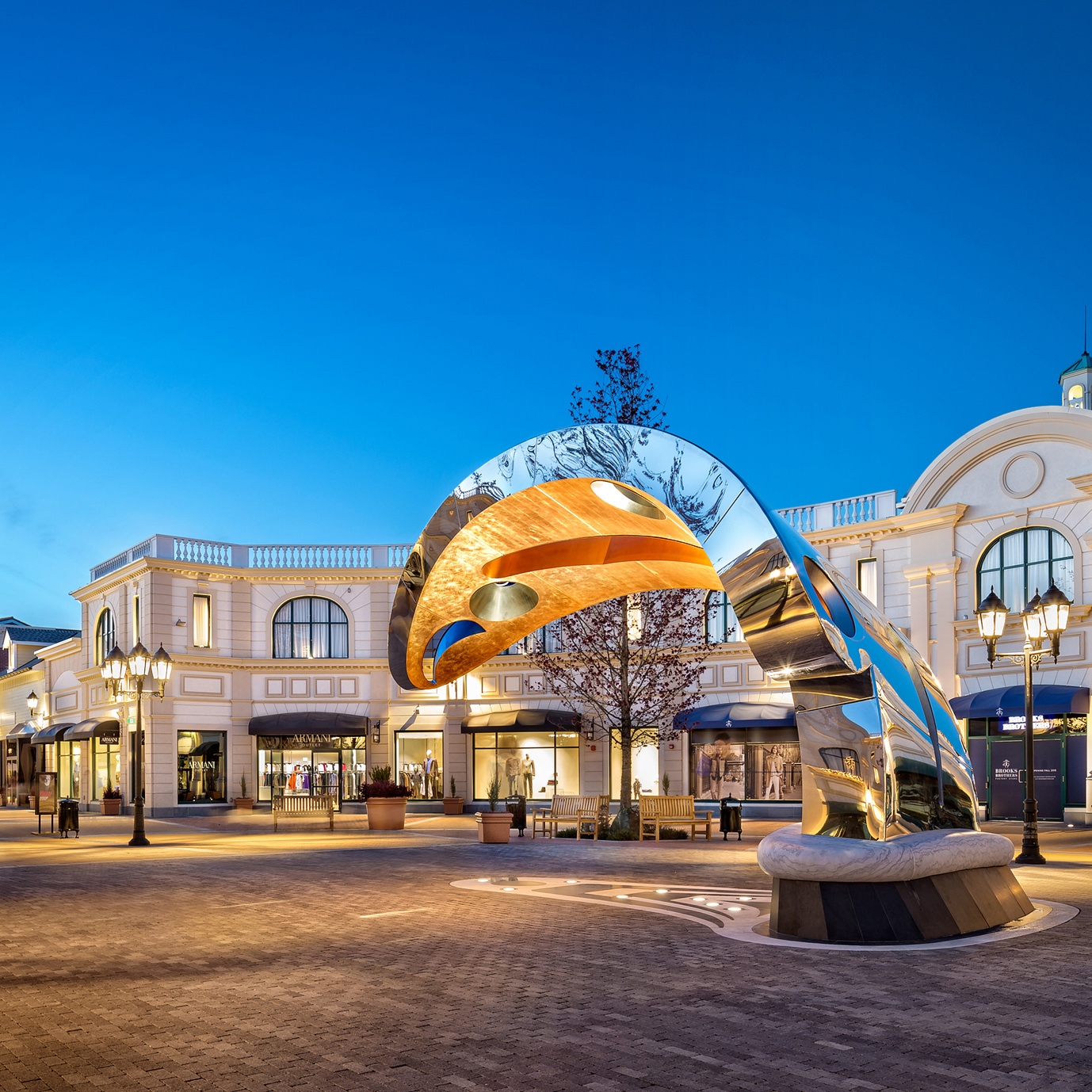 Designer Outlet Center, Vancouver