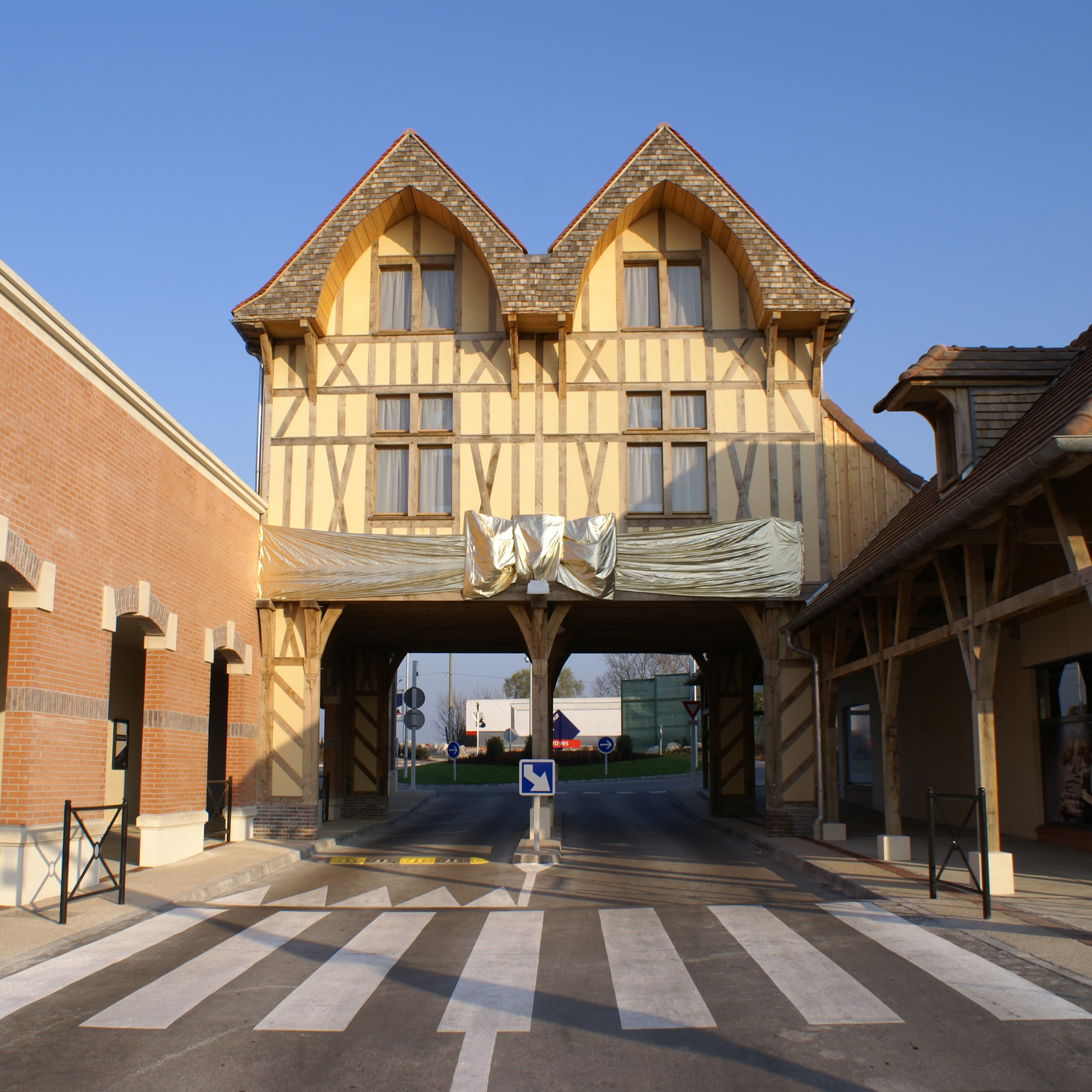 Factory Outlet Center, Troyes