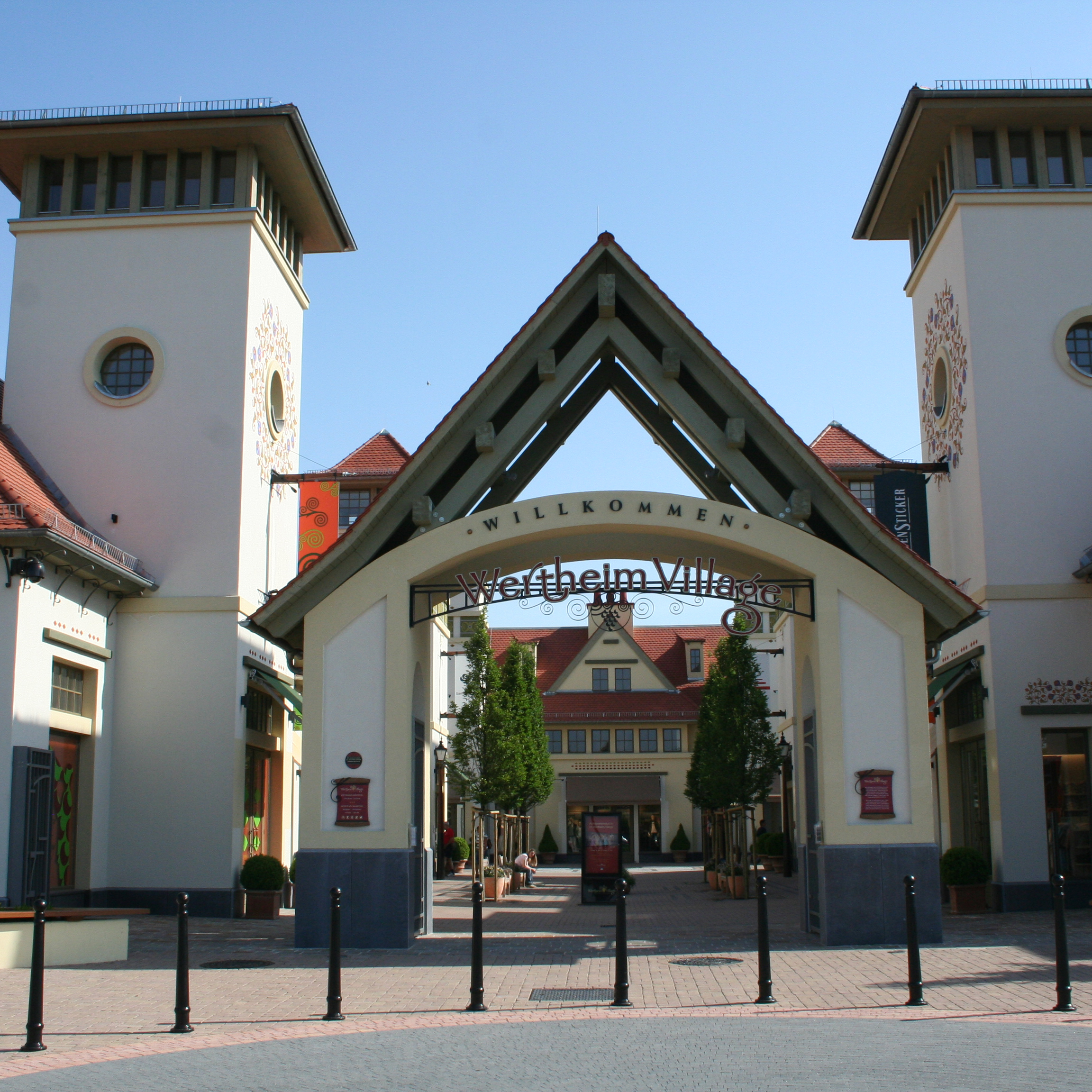 Designer Outlet Center, Wertheim